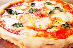 ル・タンのピザ